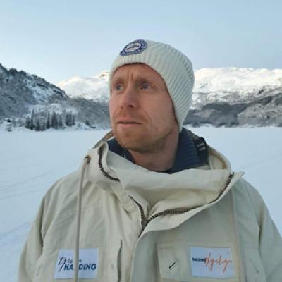 Morten Laupsa-Borge. Jobb: Servicebåtmedarbeidar. Favorittfjell: Torefjell. Mål for turen: Pause frå kvardagen. Går til Oslo for tredje gong på ski.