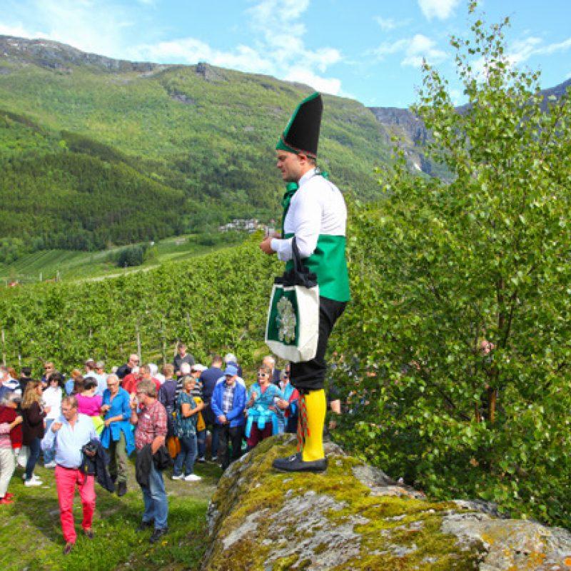 Cidervandring med Harald Alvavoll